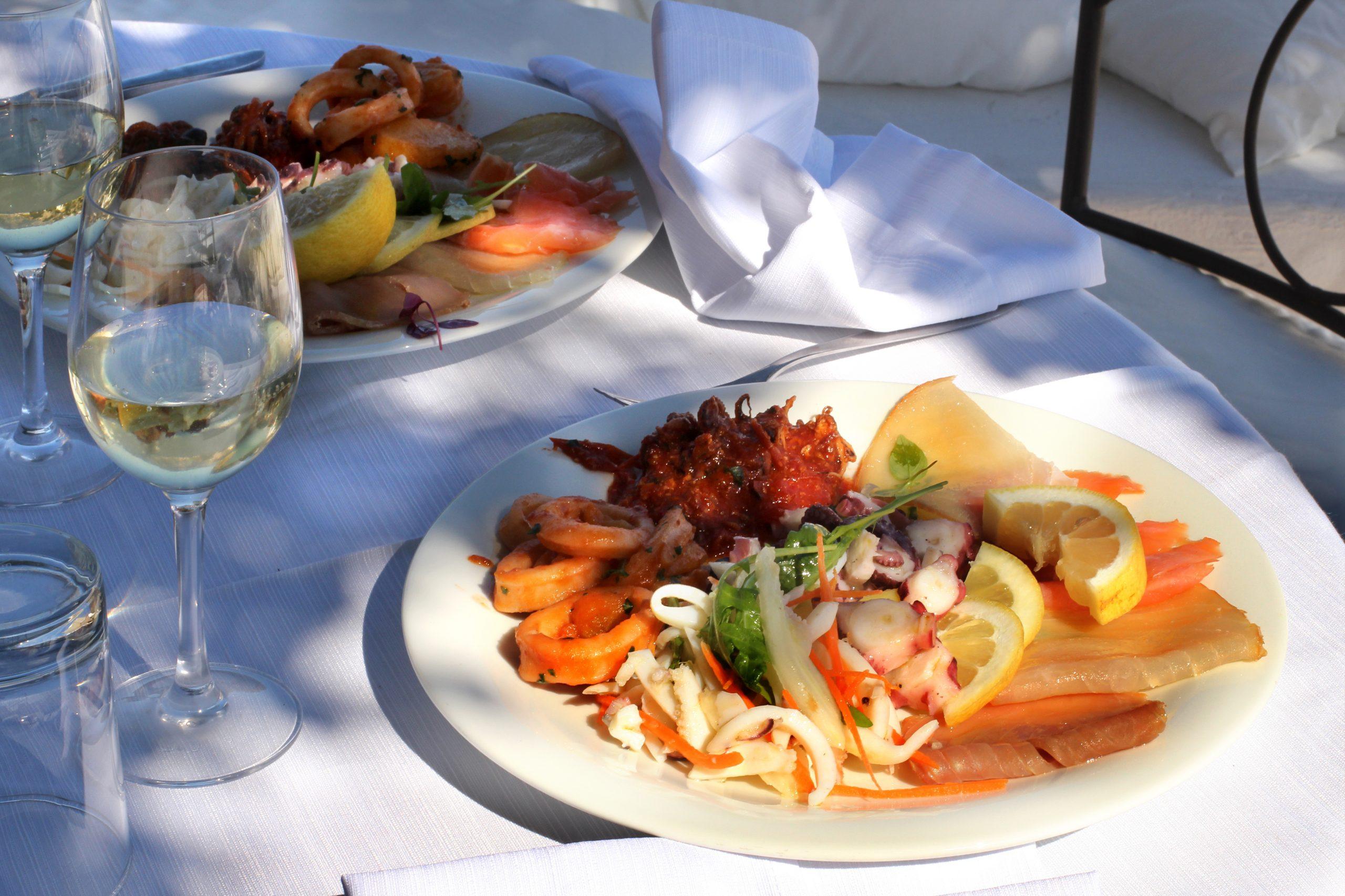piatto di cucina italiana
